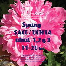 SPRING Sale/venta