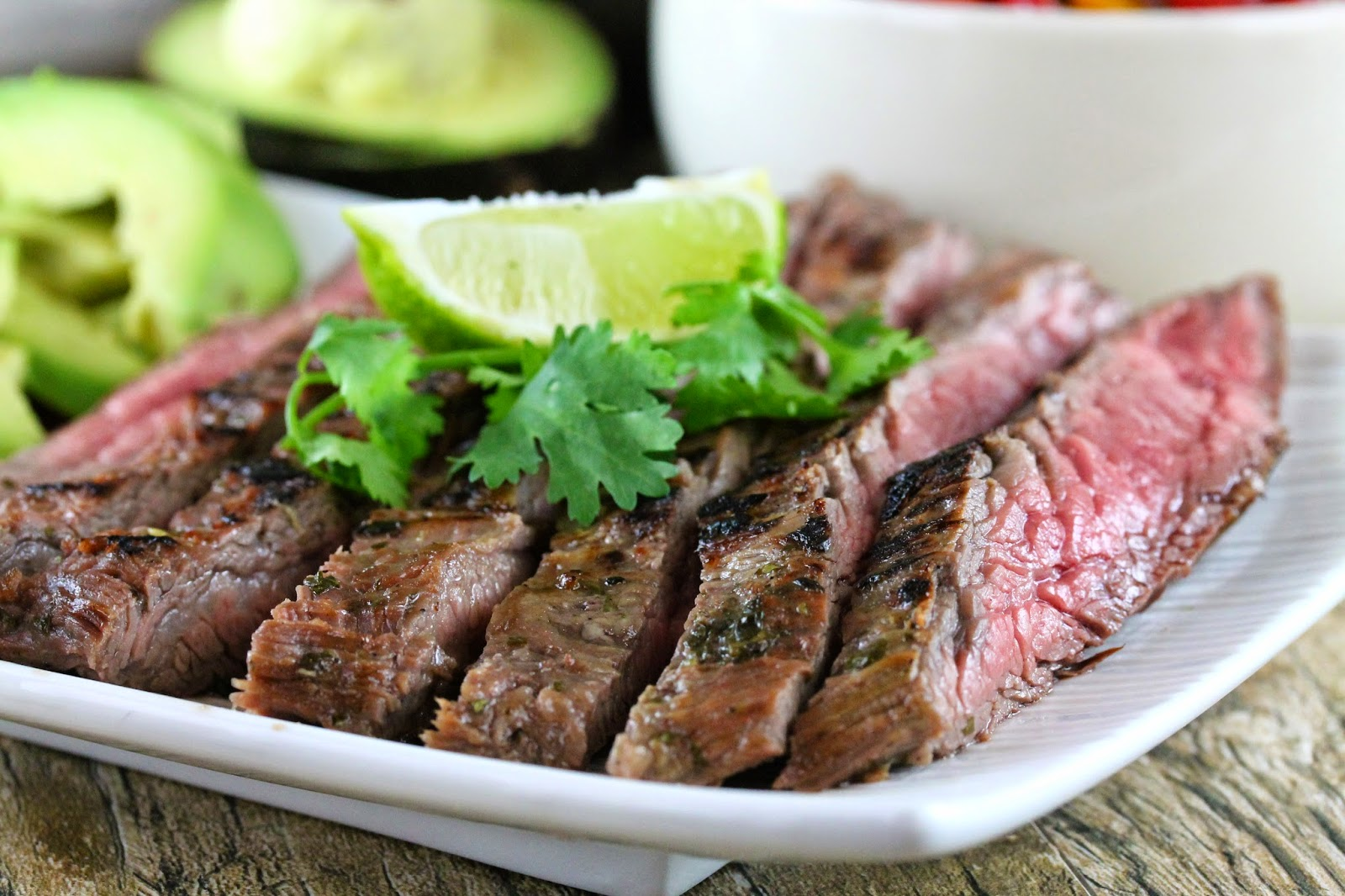 The Stay At Home Chef: Authentic Carne Asada
