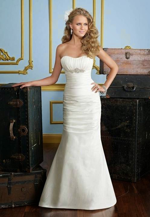 Strapless Wedding Dresses with Pockets Concepts Ideas Wallpaper