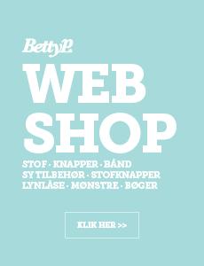 BETTYP WEBSHOP
