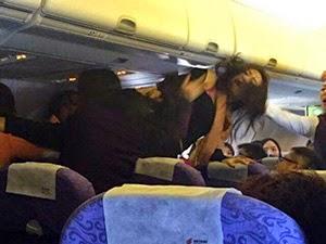 Thumbnail image for Dua Wanita Bergaduh Sebab Anak Buat Bising Dalam Kapal Terbang