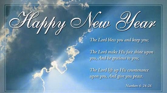 Blessings & Prayers - Bendiciones Y Oraciones: Happy New Year 2016