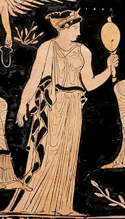 Greek Goddess Iaso