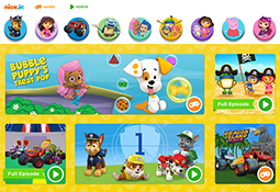 free preschool games nick jr nickalive nick jr usa to relaunch official website 564