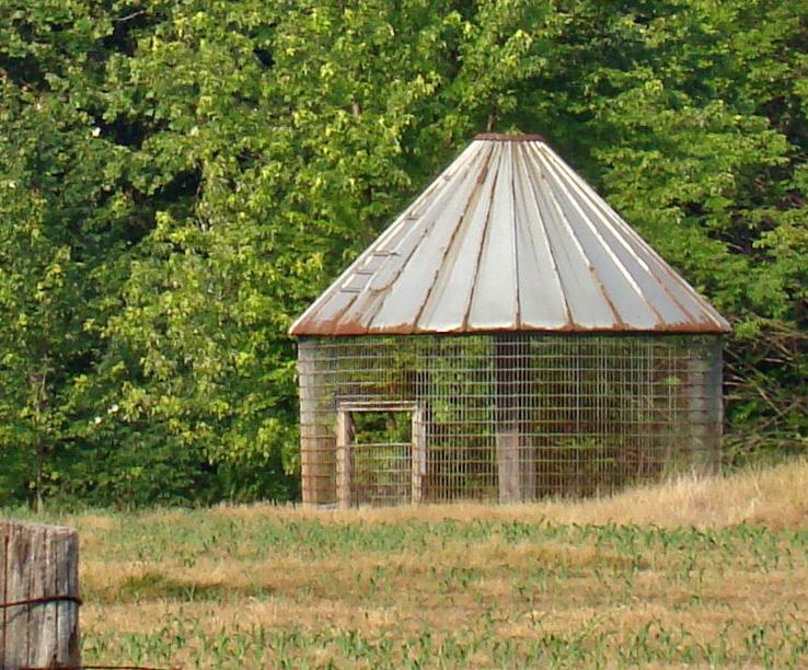 86 What Is A Corn Crib Corn Cribs Disappearing From