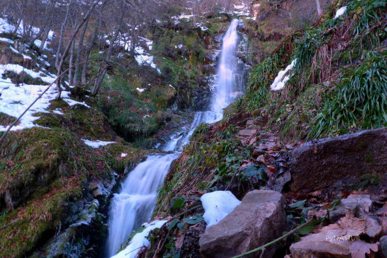 Cascada del Xiblu - Teverga