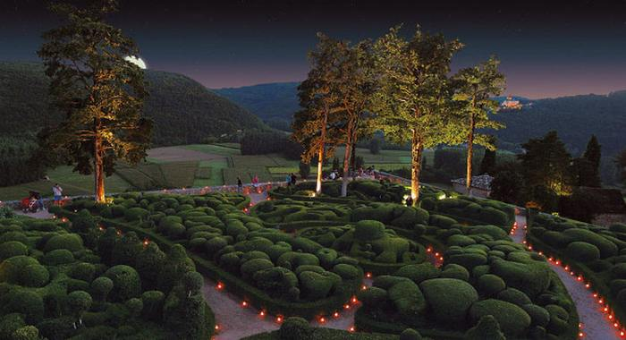 Beautiful gardens of marqueyssac in france ladies mails for France jardin