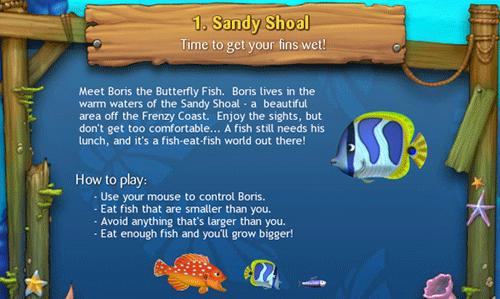 feeding fish game free download