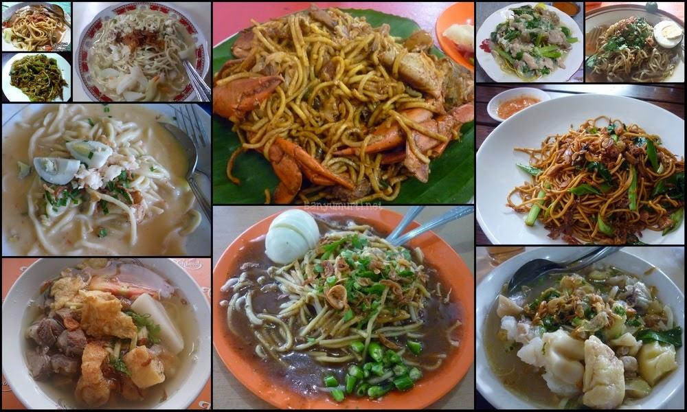 12 Kuliner Mie Khas dari Indonesia