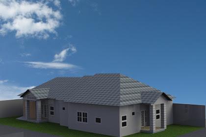 Jasa Gambar Rumah 3D dan 2D Murah