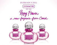 Free Coach Poppy Flower Fragrance