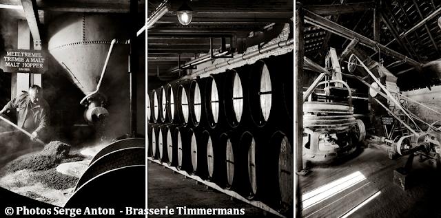 FRUIT TIME - Aux portes du Pajottenland - Brasserie Timmermans - Lambic - Gueuze - Kriek - Framboise - Fraise - Pèche - Bruxelles-Bruxellons