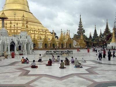 Myanmar turismo Yagon