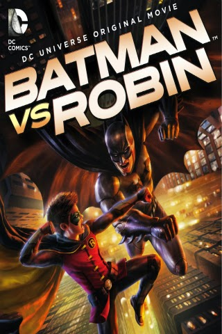 Batman vs. Robin [2015] [DVD FULL] [NTSC] [Latino]