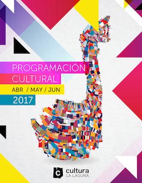 Agenda Cultural de abril a junio de 2017