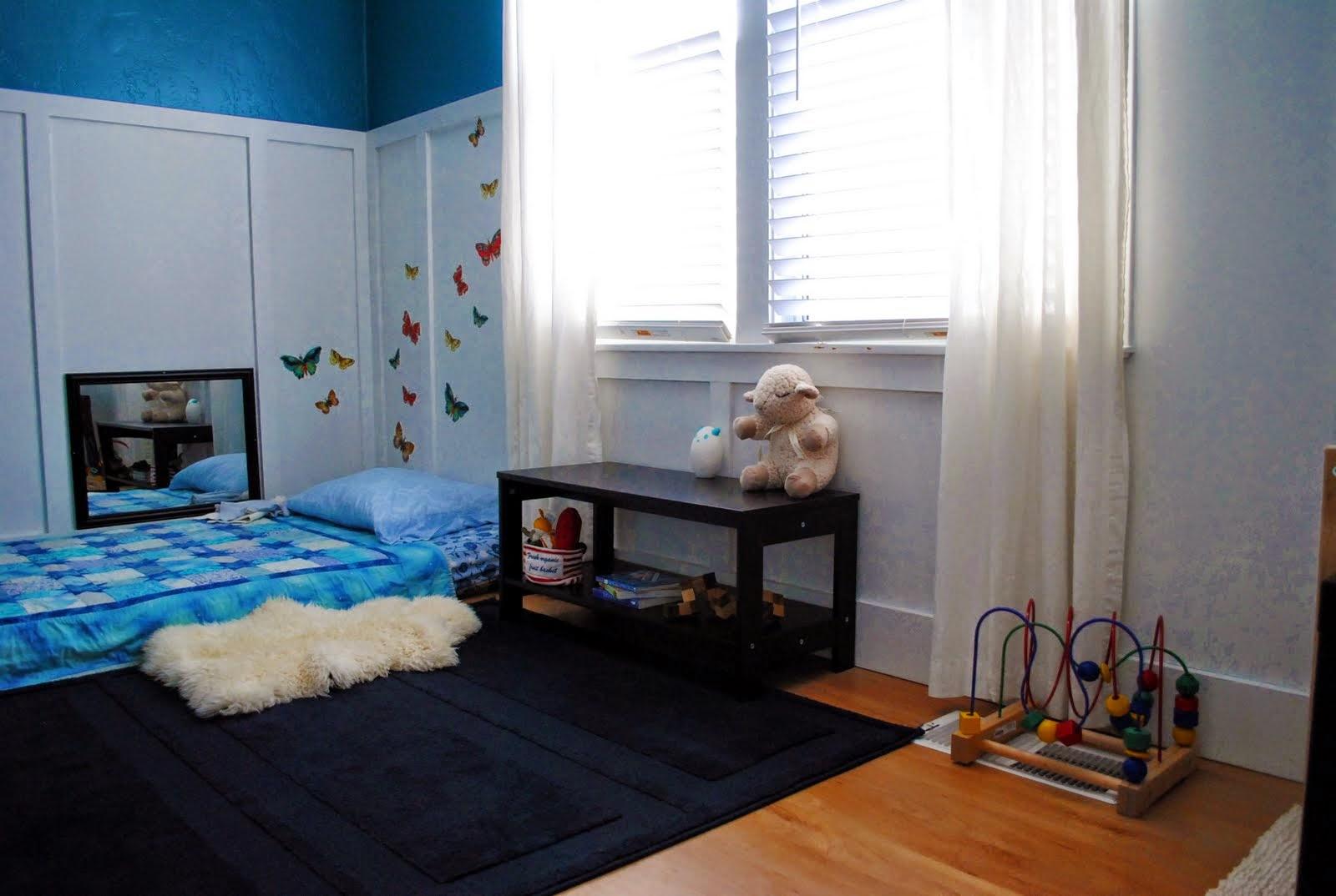 Yaiyoga la concentraci n en los beb s actividades para for Chambre montessori 6 ans