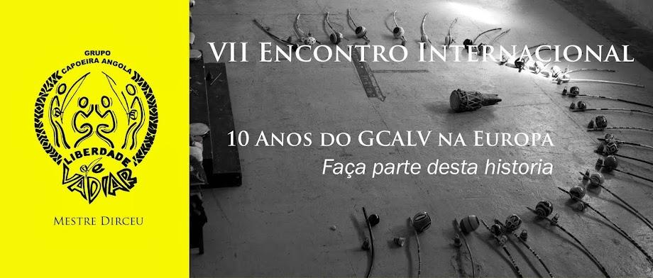 Capoeira Angola Madrid Grupo Liberdade de Vadiar