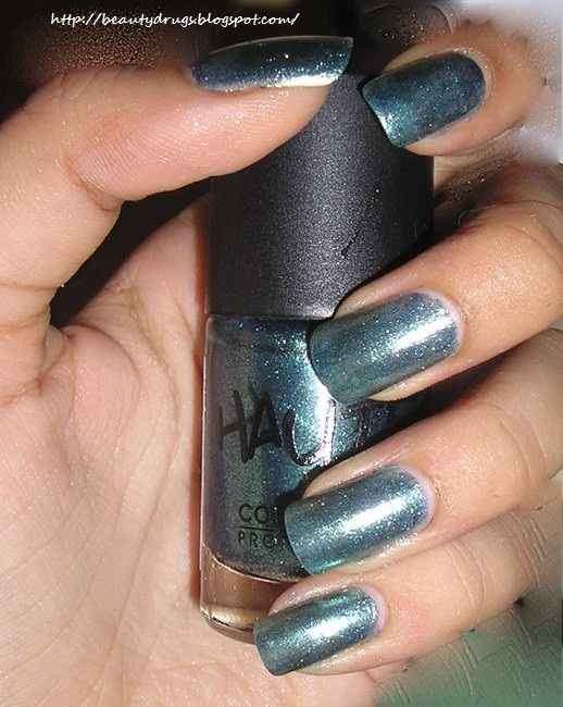 Beauty Drugs: Jade -Color Studio Pro. Haute Nails