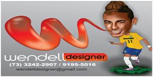 WENDEL DESIGNER E CARICATURAS