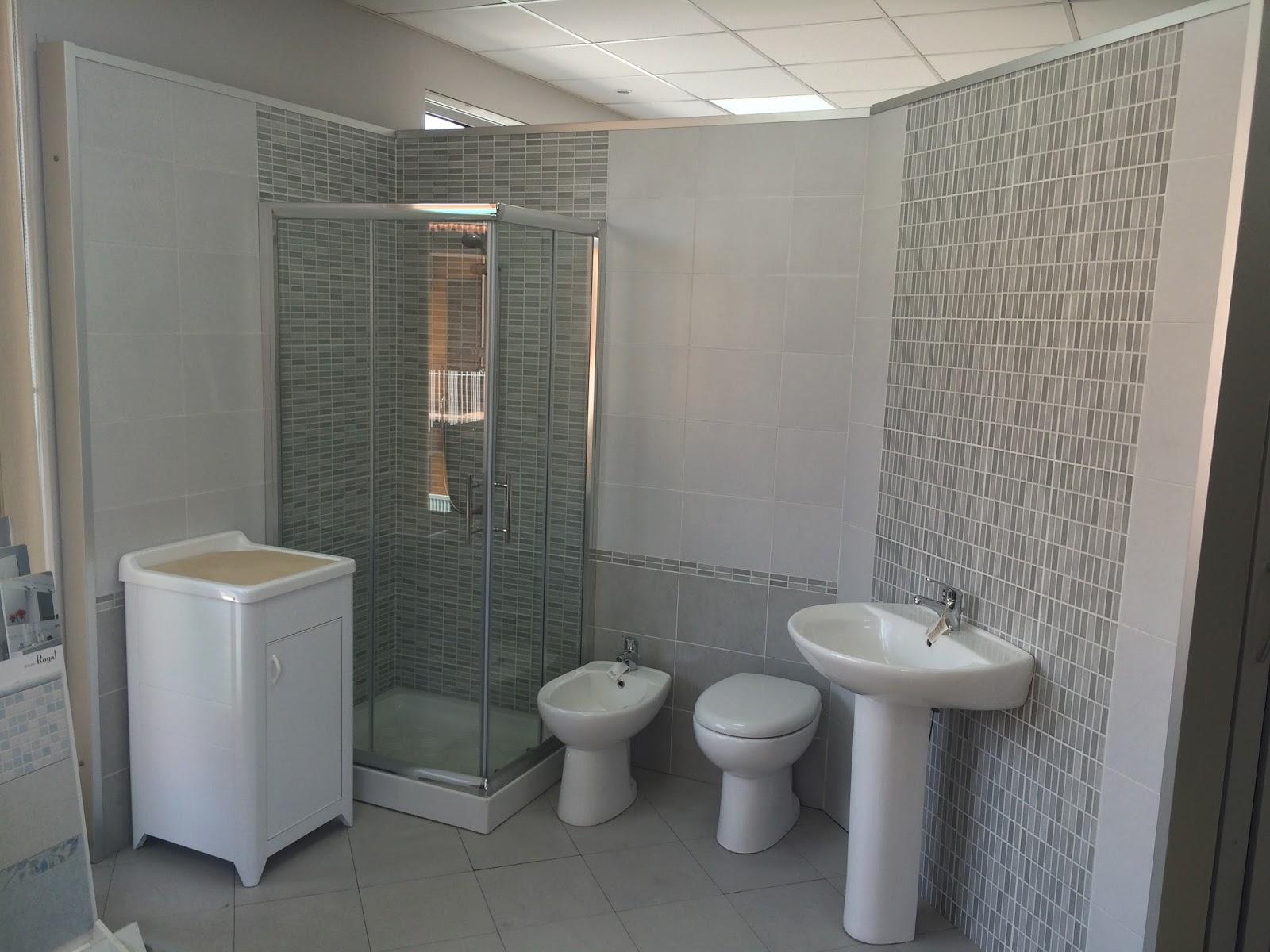 Alla mattonella chic offerta bagno completo - Bagni completi in offerta ...