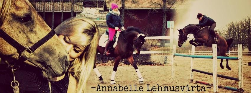 -Annabelle Lehmusvirta-