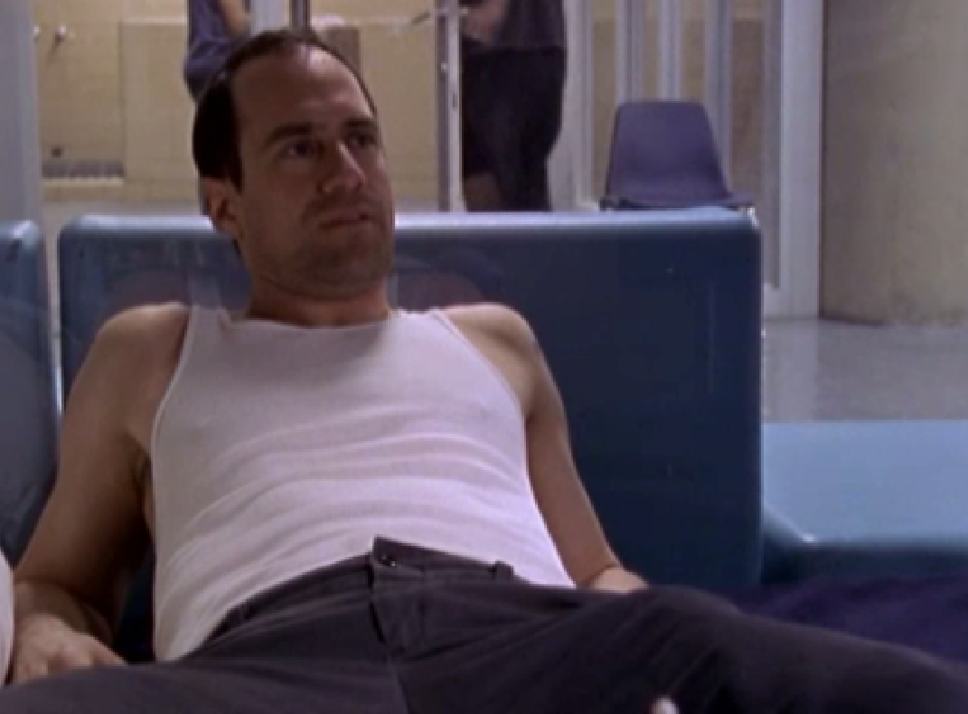 Chris Meloni Brian Bloom Cheap my new plaid pants: my new favorite picture