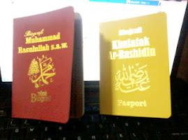 Pasport Rasulullah SAW & Khulafak