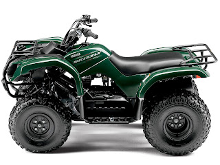 2013 Yamaha Grizzly 125 Automatic ATV pictures 1