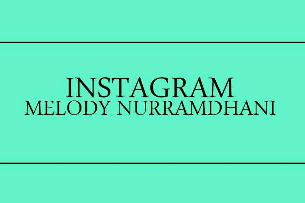 Foto Instagram terbaru Melody JKT48
