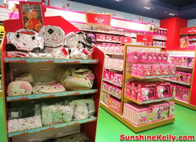Hamleys Toy Shop In Malaysia , hamleys, toys store, toys, hamleys bear