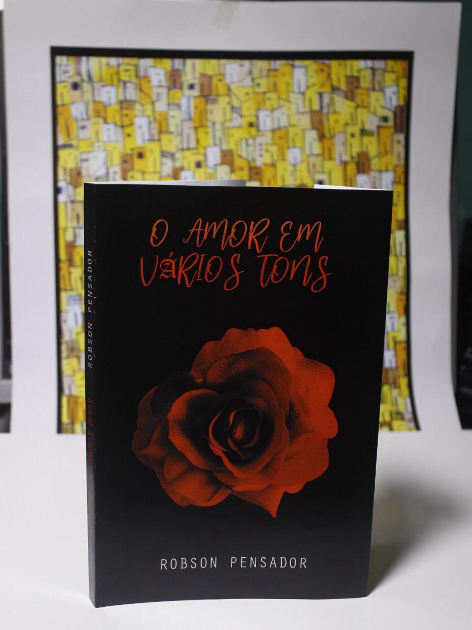 Contribuindo para lançamento do meu livro de poesia,você ganha um  livro autografado no lançamento.
