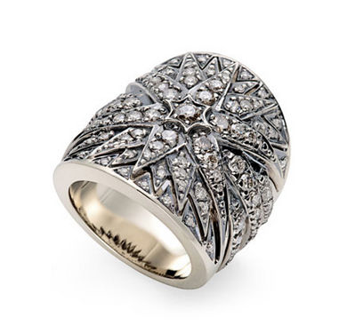 Tiffany Russian Wedding Ring 36 Superb Ring in k gold