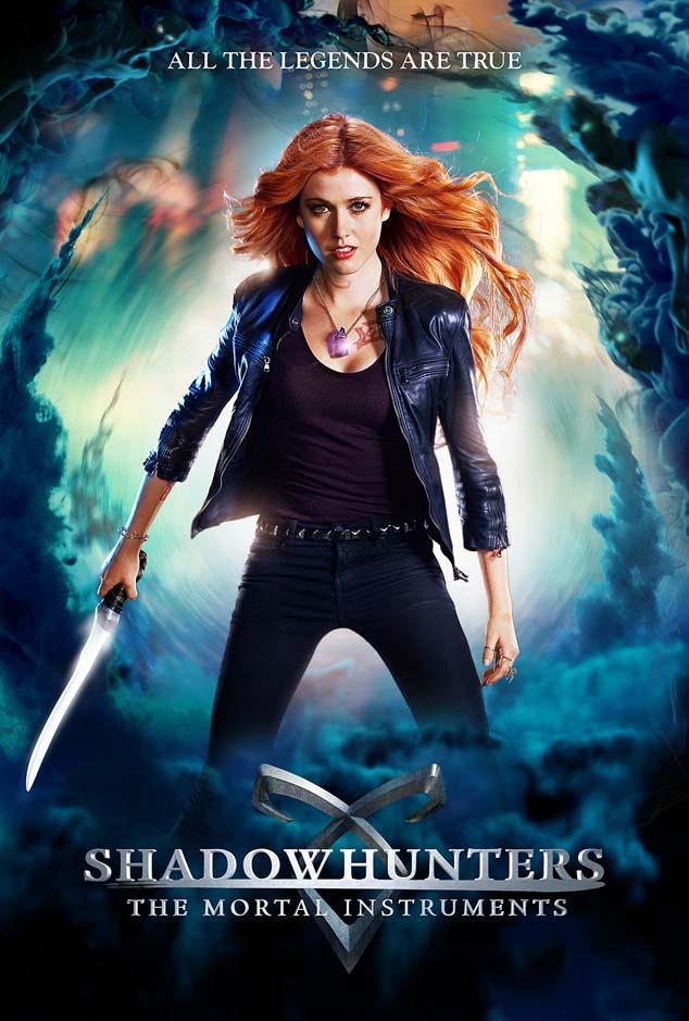Caçadores de Sombras 1ª Temporada Torrent - WEB-DL 720p e 1080p Dual Áudio (2016)