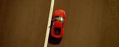 Top Gear - Ferrari 458 Italia - vista dall'alto