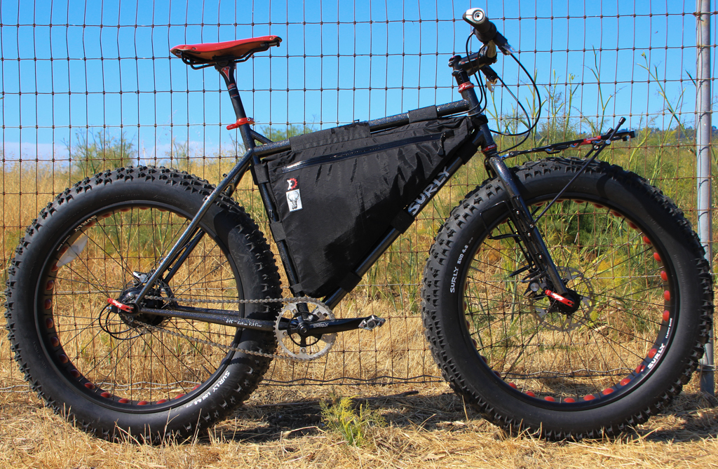 The Monkey Lab: Monkey Ride: Tyler's Rohloff-Equipped ...