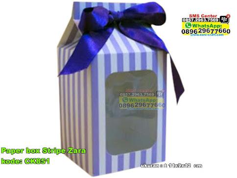 Paper Box Stripe Zara