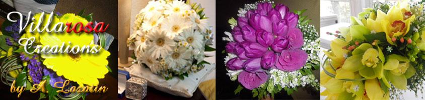Villarosa Creations by A. Lazatin - Wedding Florist and Stylist in Pampanga