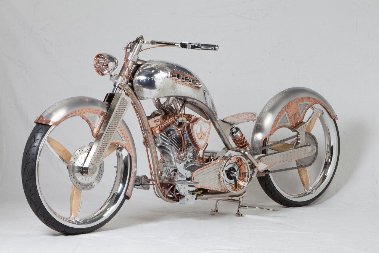 American Chopper Bike - Page 2 Paul+Jr+Build+off+bike+0066