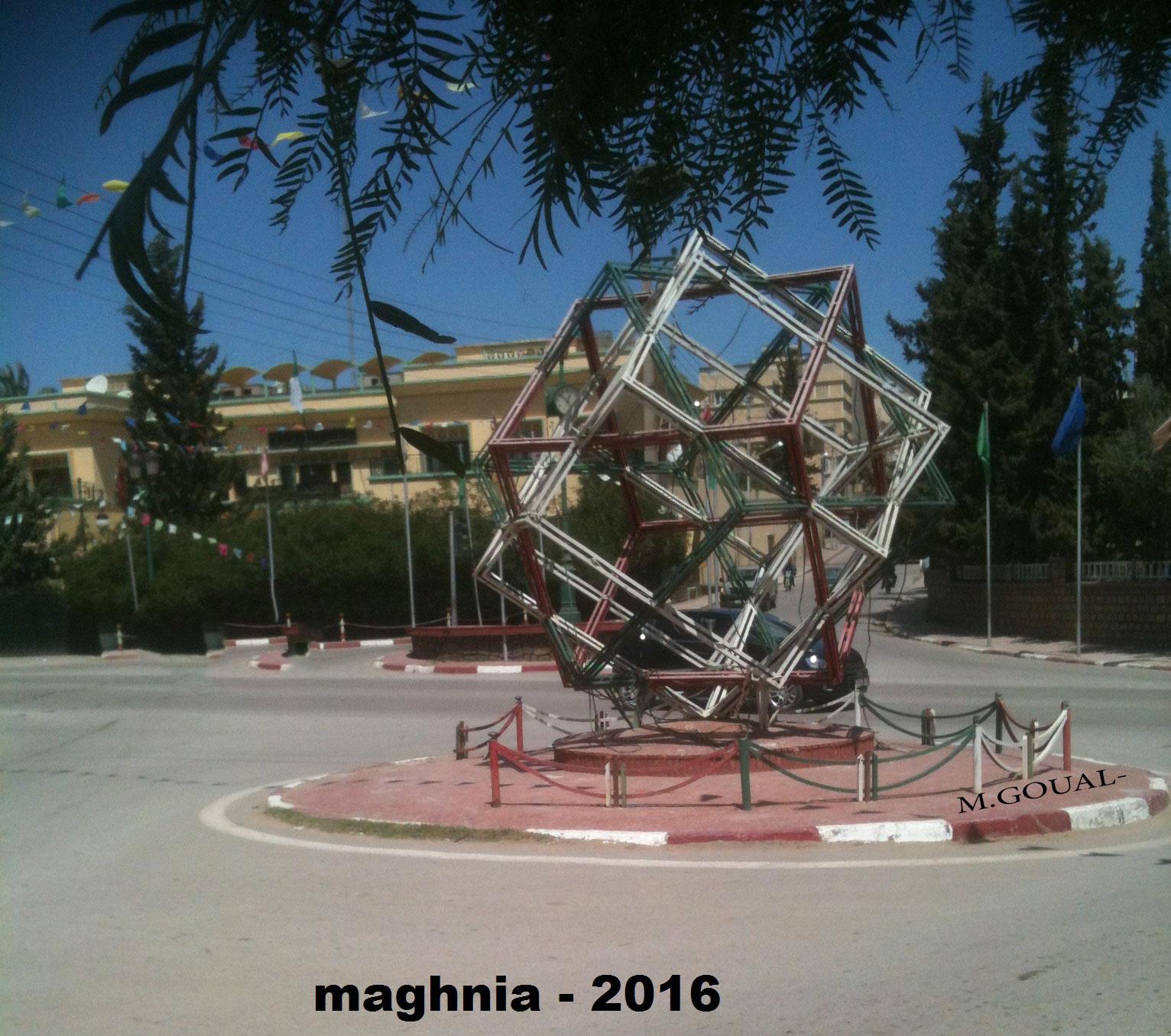Maghnia - W de Tlemcen - Algérie