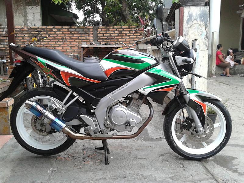 Warna Modifikasi Yamaha