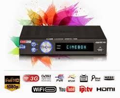 ATUALIZAÇÃO CINEBOX LEGEND HD IPTV - 24/11/2014