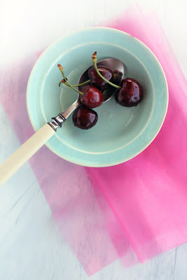 cherries by karina allrich