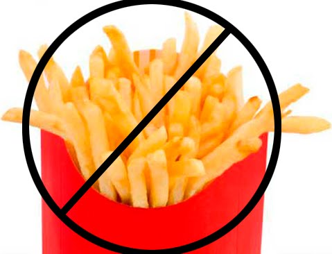Avoid French Fries For Weight Loss