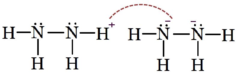 N2h4 Molecule Hydrazine - N2H...