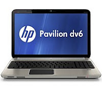 HP Pavilion dv6-6c40us laptop