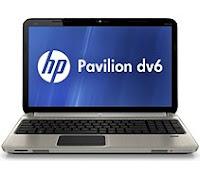 HP Pavilion dv6-6c40us laptop