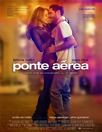 Ver Ponte Aérea (2015) Online
