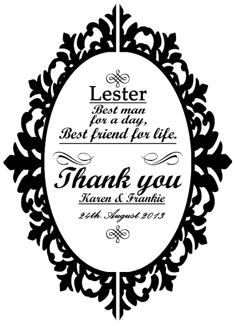 Wedding gift, best man gift, engraved, thank you, wedding present, graphic design, design, vintage, retro,