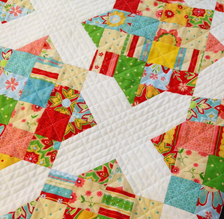 The shy one sews ...: 2014 Finish-A-Long ~ Third 3rd Quarter Finish : goodnight irene quilt - Adamdwight.com