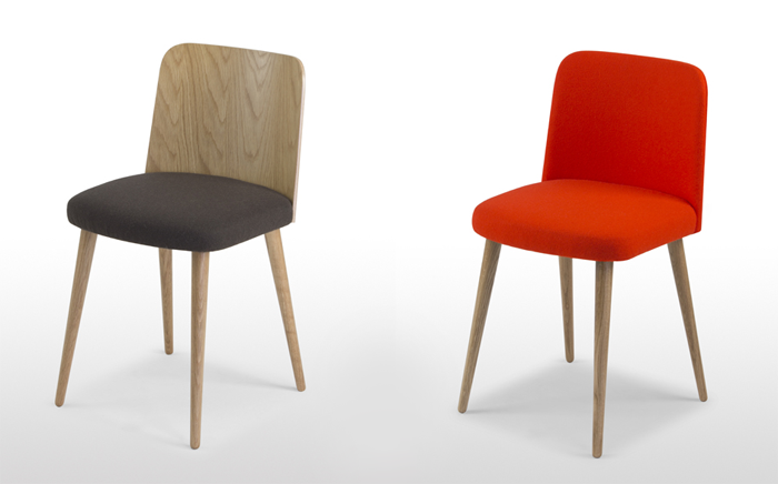 Tableau design et affiche moderne déco pop et vintage chaise